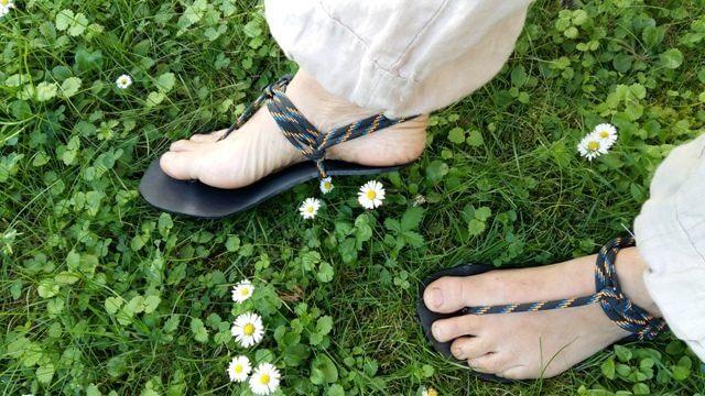 Barfuß in den Sommer